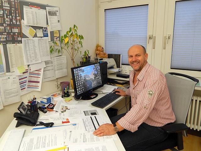 Hr. Hofmeister, Konrektor
